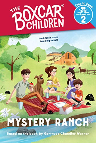 Mystery Ranch (The Boxcar Children: Time to Read, Level 2) (English Edition)