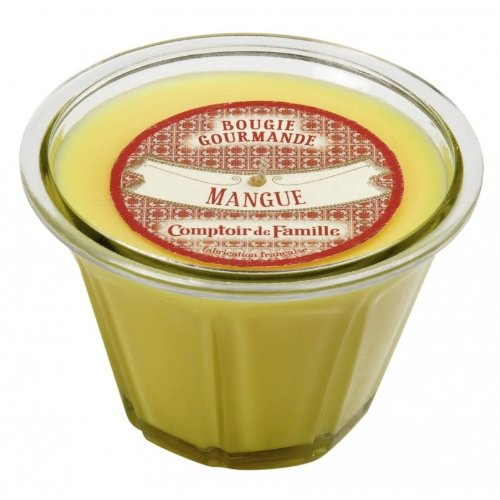 "Comptoir de Famille - Bougie gourmande ""Mangue"""