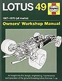 Lotus 49 Manual (Haynes Owners' Workshop Manual)