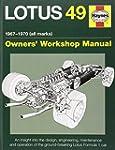 Lotus 49 Manual (Owners Workshop Manu...