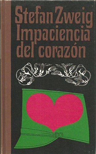 IMPACIENCIA DEL CORAZÓN