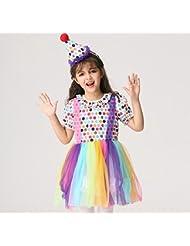 Traje de rendimiento infantil Traje de Halloween traje de la competencia (4 tamaños) , xl