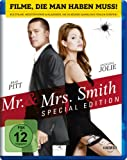 Mr. & Mrs. Smith - Special Edition [Blu-ray] -