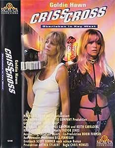 Criss Cross - Überleben in Key West [VHS]: Goldie Hawn