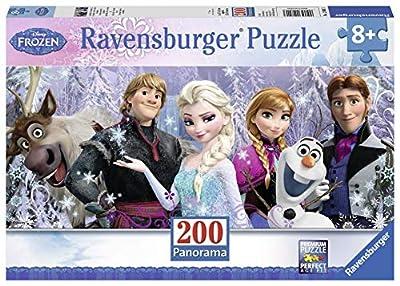 Frozen-128013 Otro Otro Puzzles con diseño Panorama, 200 Piezas, XXL (Ravensburger 12801) por Ravensburger