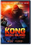 Kong: Skull Island (Bilingual) [DVD + UV Digital Copy]
