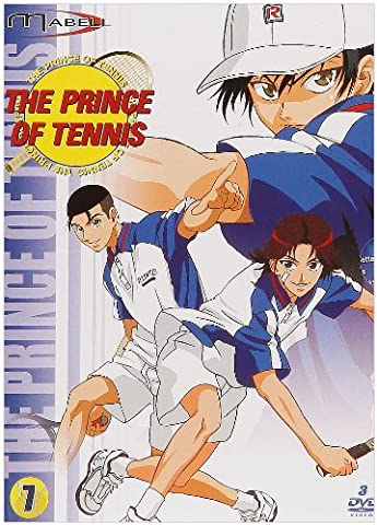 The prince of tennis, volume 7, épisodes 75 à 87
