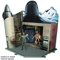 Doctor Who Dr Who Time Zone Playset COLD WAR inc EXCLUSIVE Ice Warrior Creature