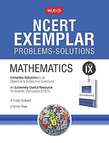 NCERT Exemplar Problems - Solutions Mathematics Class 9