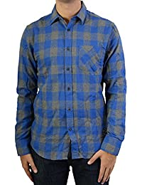 Camisa de Le Temps des Cerises Conway Azul/Gris