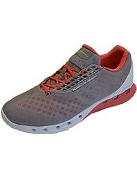 Adidas Atani Bounce - Zapatillas de Cross Training para Mujer, Color Blanco/Lima/Negro/Gris, Talla 37 1/3