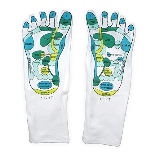 Coomir - calzini per riflessologia con punta unica, principio di guarigione del medio oriente