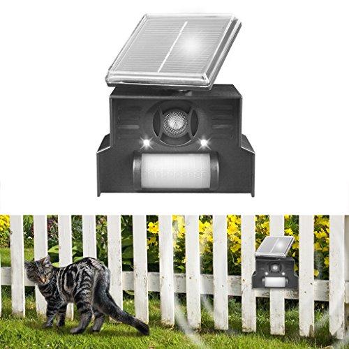 Solar Hunde- und Katzenabwehr