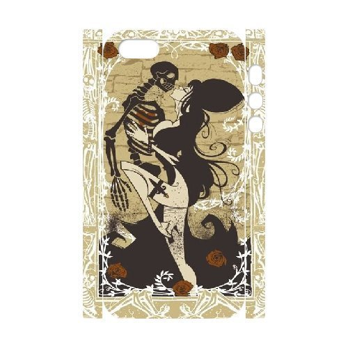3D Skeleton For SamSung Galaxy Note 3 Phone Case Cover White