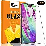 A-VIDET Verre Trempé pour Samsung Galaxy A40 Ultra Clair [Dureté 9H] [sans Bulles d'air] Anti-Rayures Écran Protecteur Vitre pour Samsung Galaxy A40 (2 Pièces)