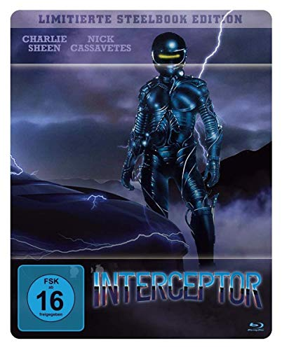 Interceptor (The Wraith) - Limitiertes Steelbook [Blu-ray]