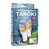 Tanoki, 10 Fusspflaster Detox Vitalpflaster