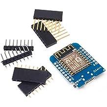 Crazepony-DE D1 Mini NodeMcu 4M Bytes Lua WIFI Development Board ESP8266 ESP-12F