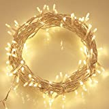 Best DEI String Lights - 100 Leds 10M Outdoor Battery Fairy String Lights Review