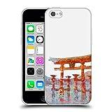 Head Case Designs Officiel Aimee Stewart Torii Porte Paysages Coque en Gel Doux Compatible avec iPhone 5c