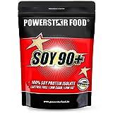 SOY 90+ | Soja Protein Isolat | 93% Protein i.Tr. | Vegan | Laktosefrei |...