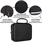 Vniqloo Carrying Case for PlayStation Classic Console, Hard Carry Case Travel Bag Waterproof Storage for Sony PlayStation Classic Console System (2018)