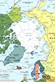 Modern Map of the Arctic Circle Region Journal: Take Notes, Write Down Memories in this 150 Page Lined Journal...