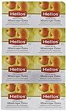 Helios Mermelada de Albaricoque - 200 gr - [Pack de 5]