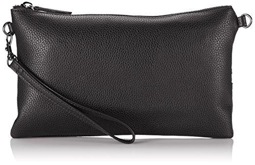 Friis & Company - Faiding Marie Clutch, Organizzatore Bags da donna, nero (black), 2x16x28 cm (B x H x T)