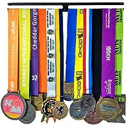 Trophées et médailles sportifs Marathon, coureurs de triathlon suspendus, plateau des alliés 12 trophées reste cadre à fermeture à glissière cadeau pour enfants cadeau de la Saint Valentin à Boston