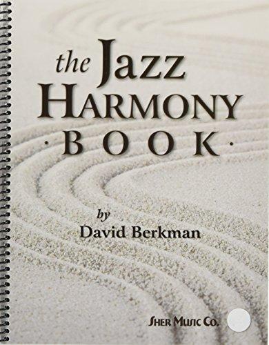 The Jazz Harmony Book por David Berkman