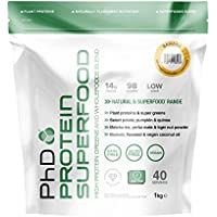 PhD Vegan Protein Superfood, Banana 1kg
