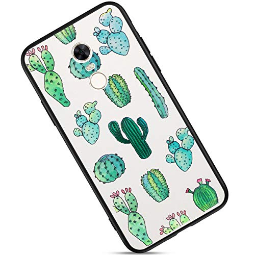 Brillante Funda Compatible Xiaomi Redmi Note 4/Note