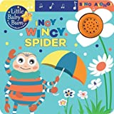 Little Baby Bum Incy Wincy Spider: A Sing-Along Sound Book (Board Book and Sound)
