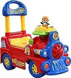 Bébé jouet voiture ARTI 422 Train musique ROUGE run apprentissage aide coureur voiture enfants véhicules
