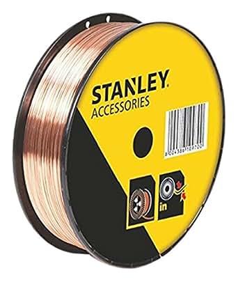 stanley 460628 bobine fil fourr no gaz diam tre 0 9 mm commerce industrie science. Black Bedroom Furniture Sets. Home Design Ideas