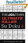 Times Ultimate Killer Su Doku Book 6,...