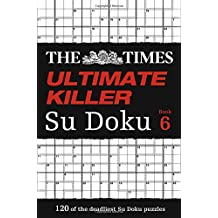 Times Ultimate Killer Su Doku Book 6, The