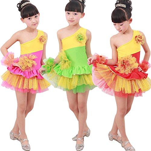e-supporttm-kids-dancewear-tutu-dress-children-modern-jazz-children-dance-costumes