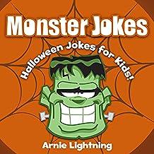 Monster Jokes: Funny Halloween Jokes for Kids (English Edition)