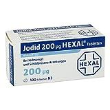 Jodid 200 HEXAL, 100 St. Tabletten