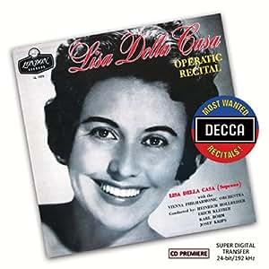 Lisa Della Casa - Operatic Recital