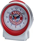 FC Bayern München Wecker Logo 13,5 x 5,5 x 11,5 cm