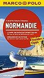 MARCO POLO Reiseführer Normandie: Reisen mit Insider-Tipps. Mit EXTRA Faltkarte & Reiseatlas