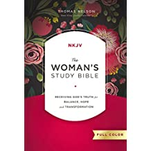 NKJV, Woman's Study Bible, Fully Revised, Hardcover, Full-Color (Bible Nkjv)