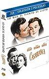Pack: Casablanca + Lo Que El Viento Se Llevó [Blu-ray]