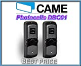 Came DBC01fotocellula/sensore di sicurezza 12-24V/esterno, raggio d' azione: 10M.