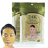 New 24K Gold Collagen Active Face Mask Powder - Best Reviews Guide