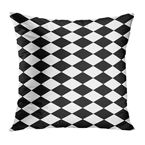 yikangshangmao2102 Throw Pillow Cover Classic Harlequin Argyle