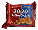 #10: Parle Biscuits - 20 20 Butter Cookies, 90g Pack